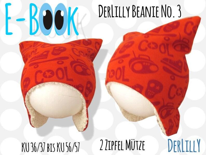 04  DerLilly Beanie No. 3 image 0