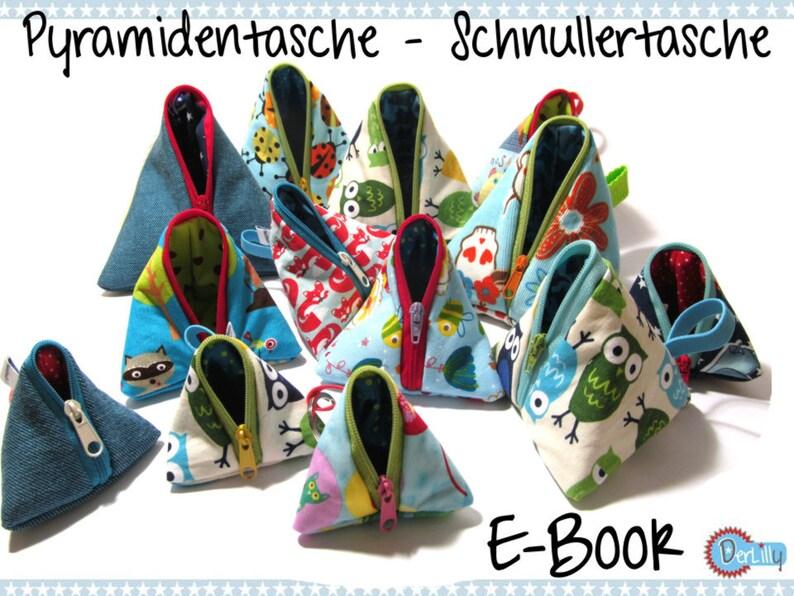 09 Ebook PyramidentascheSchnullertasche image 0