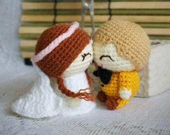 Brautpaar Häkeln Etsy