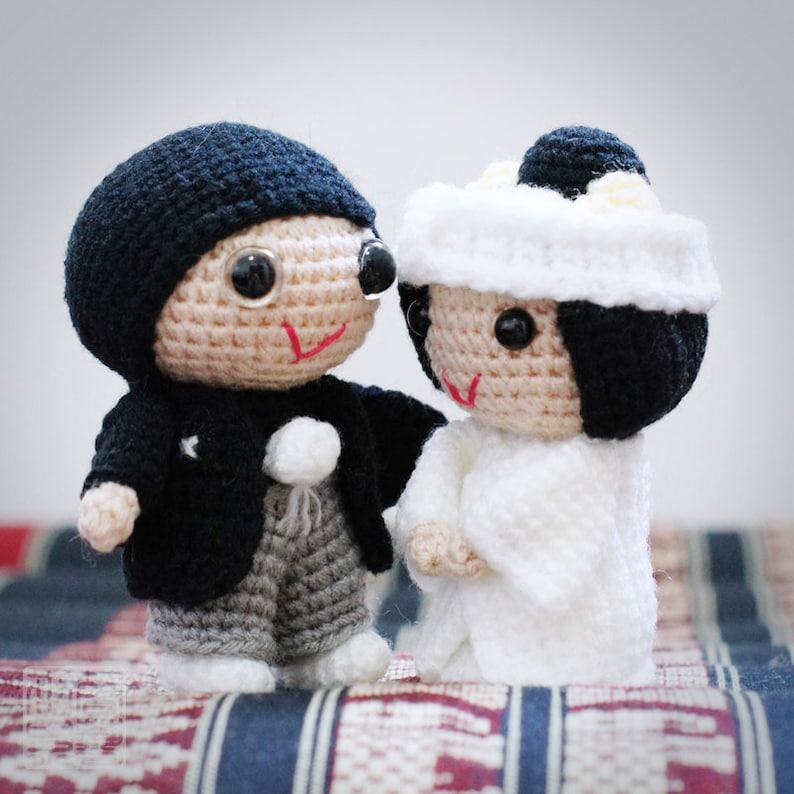 Cultural Weddings Crochet Patterns Singles