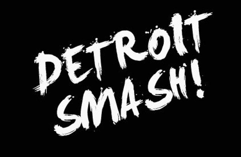 63bbf84b Detroit Smash My Hero Academia BNHA Tee | Etsy