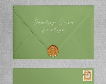 Invitation Envelopes Etsy
