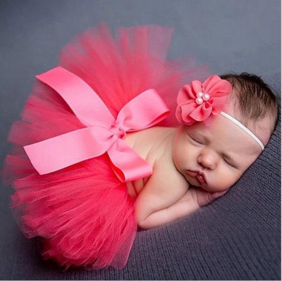 Haarband Baby Krone Perlchen Strass Stirnband Taufe
