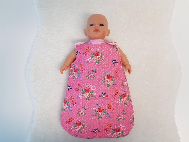 Puppen & Zubehör Schlafsack für My Little Baby Born oder andere 32 cm Puppen 2