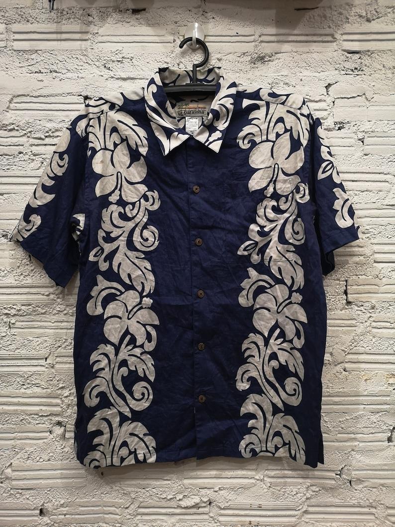 c770cc90 Vintage OG Patagonia Pataloha Shirt Size M organic cotton | Etsy