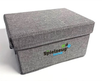 Fabric box Grey for baby walker Sharky