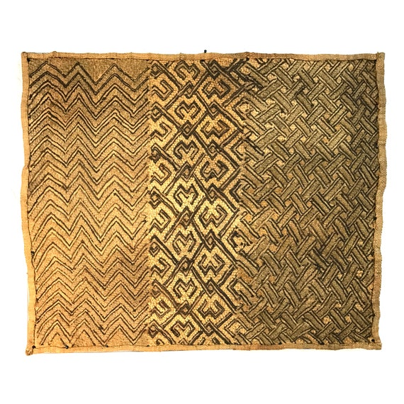 Textile Art from Congo