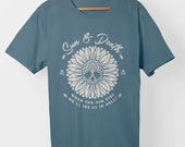 Sun & Death - T-Shirt - Citadel Blue