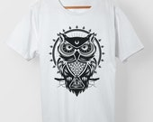 The Owl-T-shirt