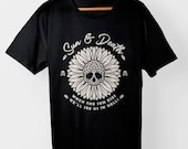 Sun & Death - T-Shirt - Black