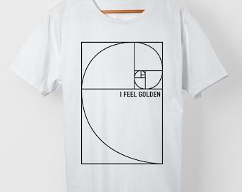 I Feel Golden - Golden Cut - T-Shirt