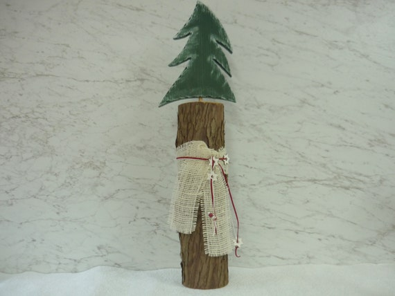 Tannenbaum Aus Holz Winterdeko Weihnachtsdeko Christbaum Etsy