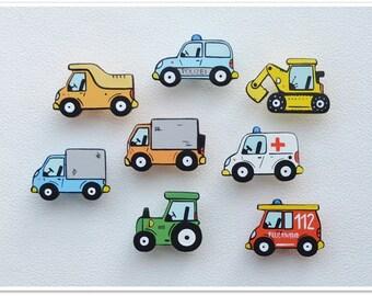 "Furniture handles ""Vehicles"""