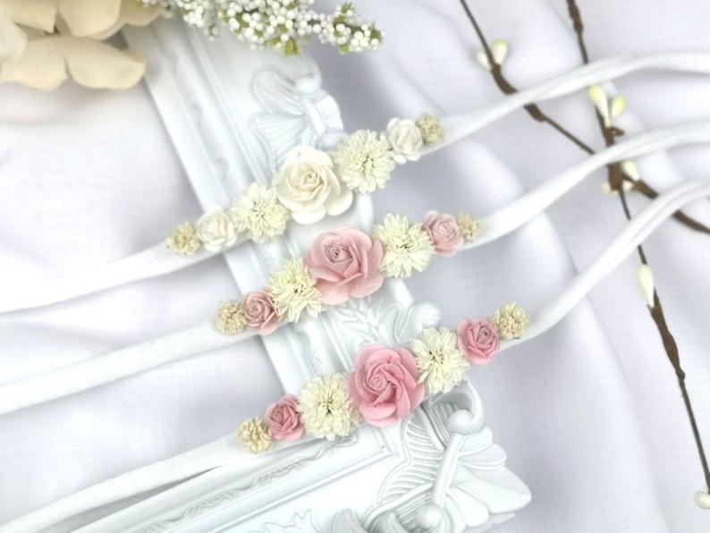 baby Flower hairband flower band girl hairband