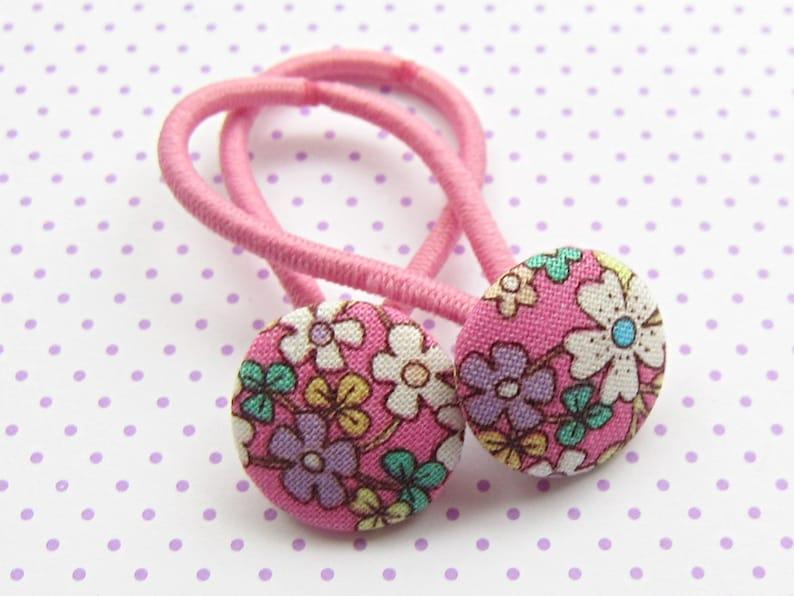 Flower Hair set for children image 0