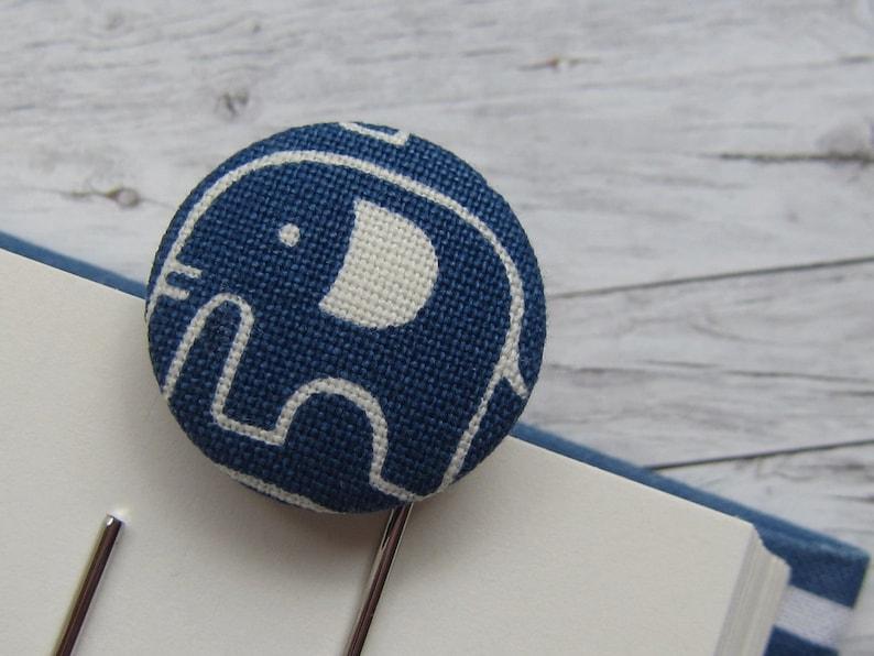 Elephant Bookmark Elephant image 0