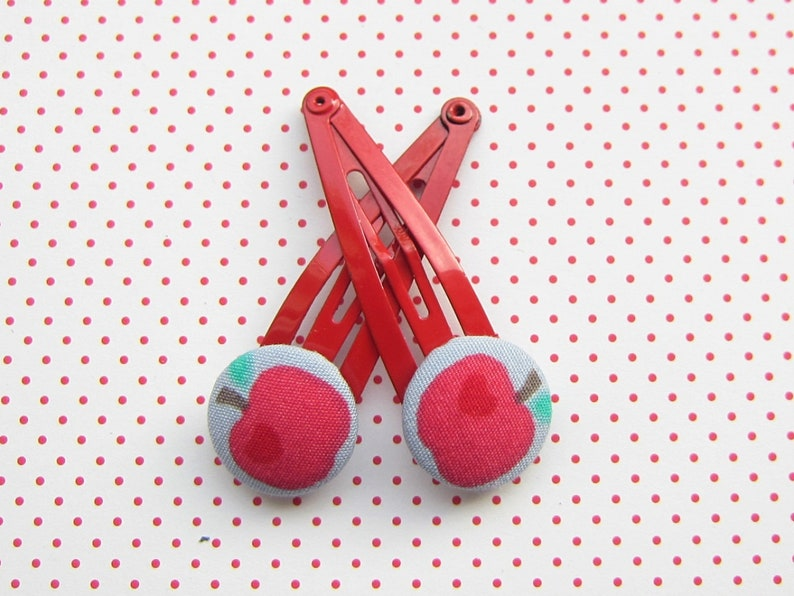 HERZAPFEL Children's hair clips image 0