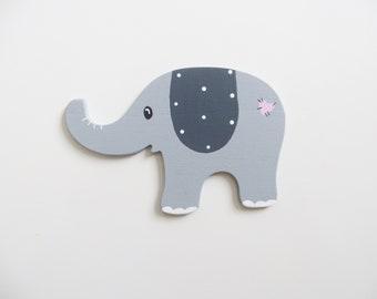 Elefant Holz Kinderzimmer