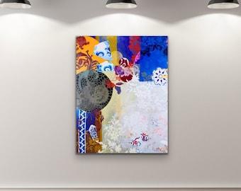 Canvas & Paper Large Art Roll V