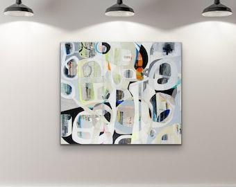 Canvas & Paper Large Art Roll II