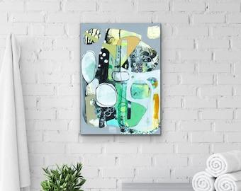 Canvas & Paper Simple Color II