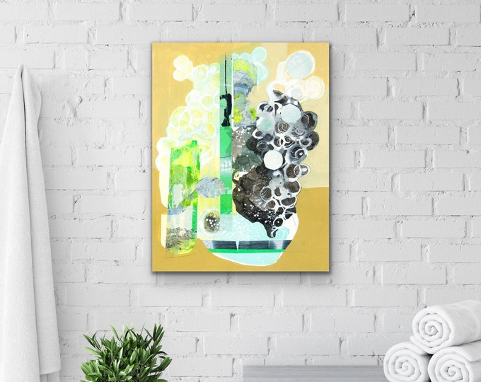 Canvas & Paper Simple Color I