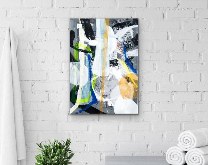 Canvas & Paper Simple Color V