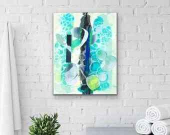 Canvas & Paper Simple Color III