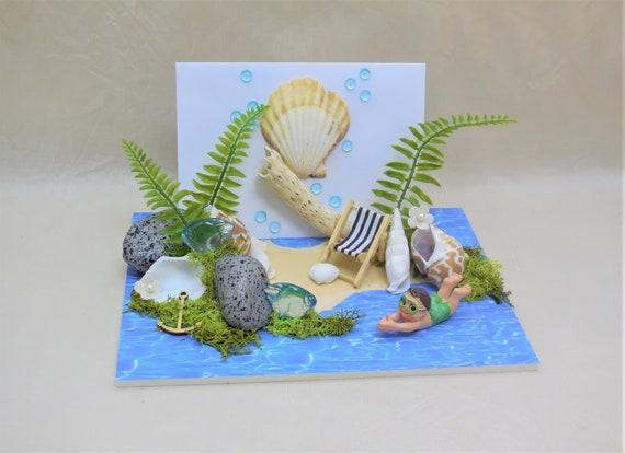 Karte Taucher Geldgeschenk Geburtstag Tauchen Urlaubskasse Etsy