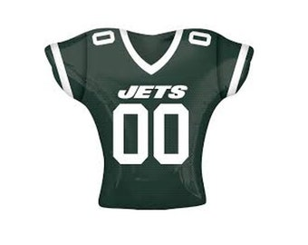 e0cf0bca5c5 New York Jets Balloon | Jets Jersey | LARGE | Jets Decorations | NFL Jets  Balloon | New York Jets| NY Jets Party | Jets Football Decorations