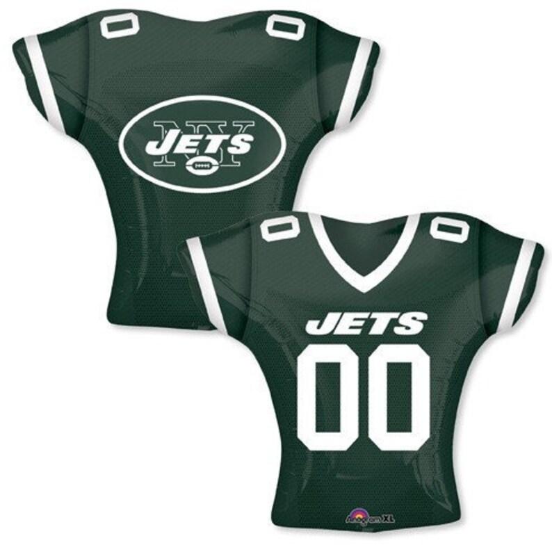 buy cheap 3b431 d5e2d New York Jets Balloon | Jets Jersey | LARGE | Jets Decorations | NFL Jets  Balloon | New York Jets| NY Jets Party | Jets Football Decorations