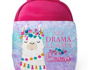 9e07661a04e6 Llama lunch box | Etsy