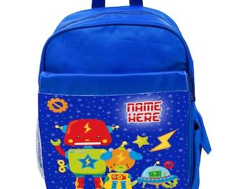 0c6afeefc90d Robot backpack | Etsy