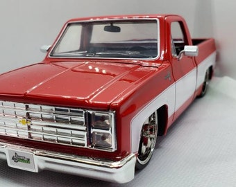 1963 Chevrolet C-10 Pickup Truck Refrigerator Magnet6 Red//White