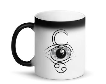 Gemini Gift Mug Birthday Zodiac Black