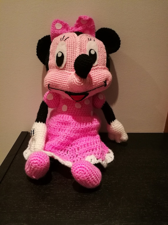 Amigurumi Minnie Mouse - Hanımlar Pasajı - Hanımların Paylaşım ... | 760x570