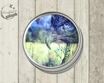 "Jewelry box 5 cm-daydreamer ""Eagle"""
