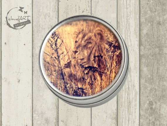 "Jewellery box 5 cm-daydreamer ""Lion"""