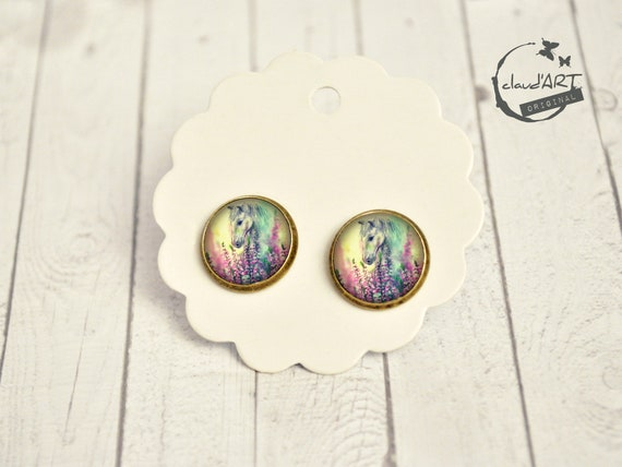 "Earrings set bronze. -daydreamer ""Ohorn"""