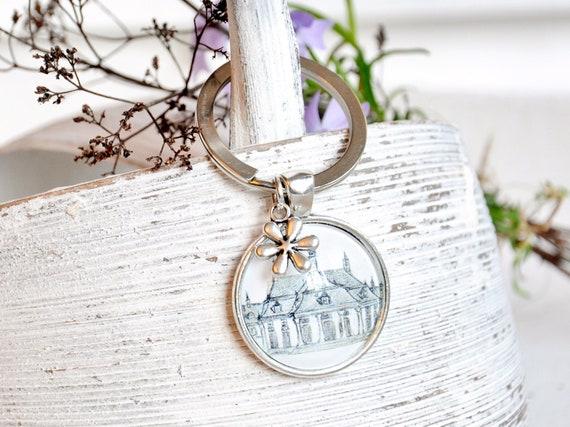 """Key fob-Dresden """"Schloss Pillnitz"""""""
