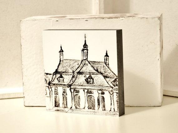 """Picture-Dresden """"Schloss Pillnitz"""""""