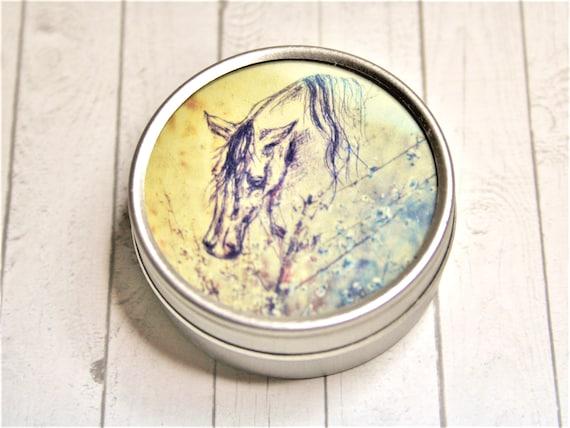 "Jewelry box 5 cm-daydreamer ""horse"""