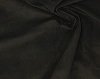 0,5m Baumwollcord Blau weiß Cordstoff fest strapazierfähig bedruckt