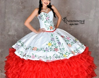 9508df9fd33 Charra Dress With Colorful Dresses  2001