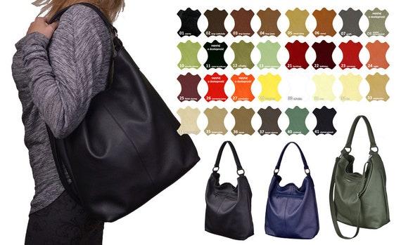 BERGAMO bag sack large outer pocket  7524b6710a169