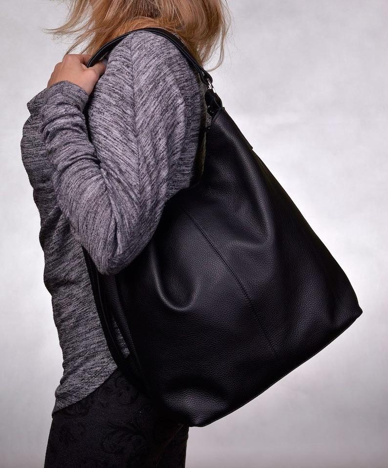b40bdf05f9c29 BERGAMO torebka worek duża pojemność idealna na zakupy torba