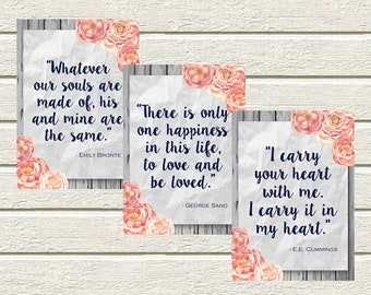 Bridal Shower Quotes Etsy