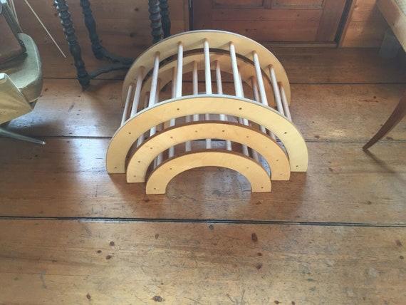 Kletterbogen Holz Schweiz : Kletterbogen bogenleiter pikler art dreier satz etsy
