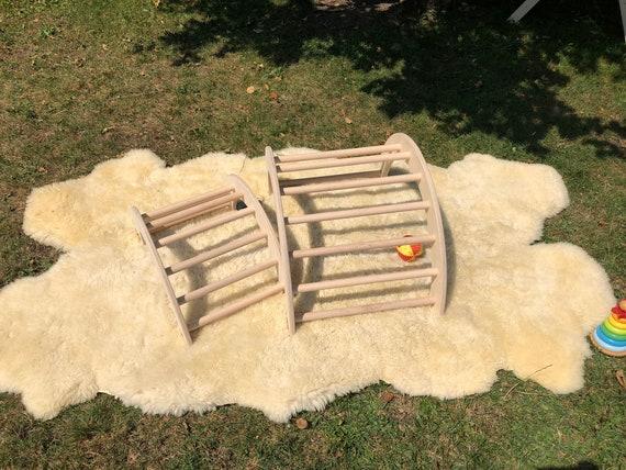 Kletterbogen 80 Cm : Kletterbogen bogenleiter pikler art zweier set etsy
