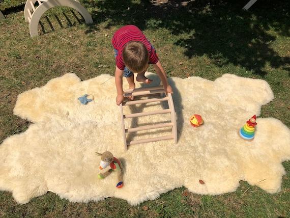 Kletterbogen Oder Kletterdreieck : Kletterbogen bogenleiter pikler art klein einzeln etsy
